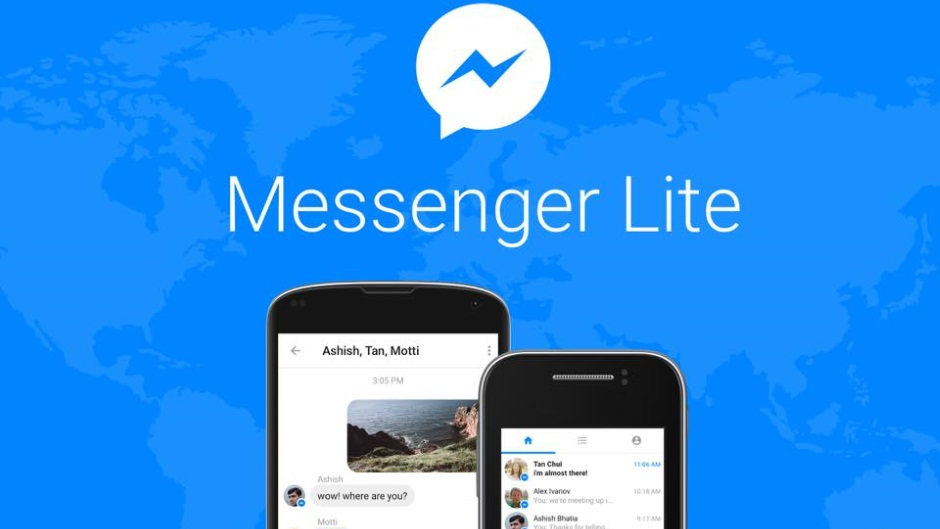 Messenger za slabije telefone stigao je
