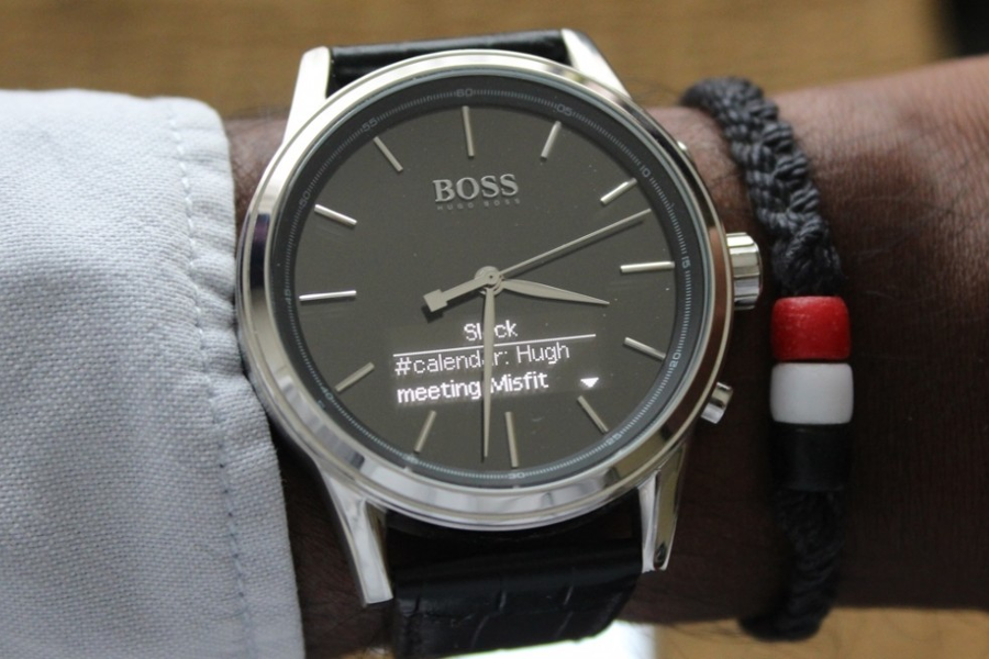 hugo boss smartwatch