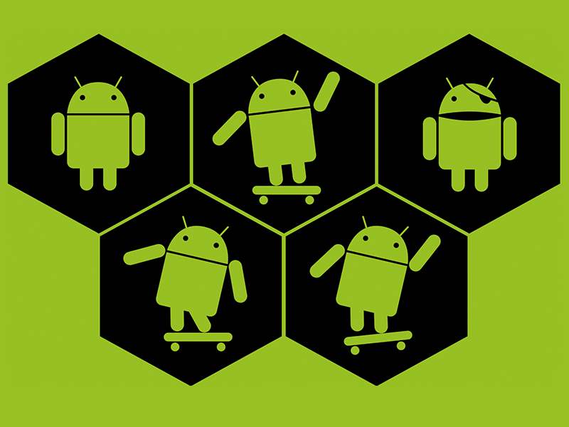 fun android icons