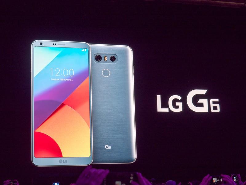 lg g6 liveblog