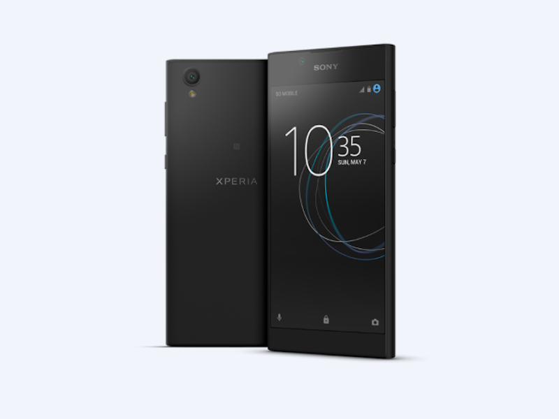 sony xperia l1 front back 1490014070437