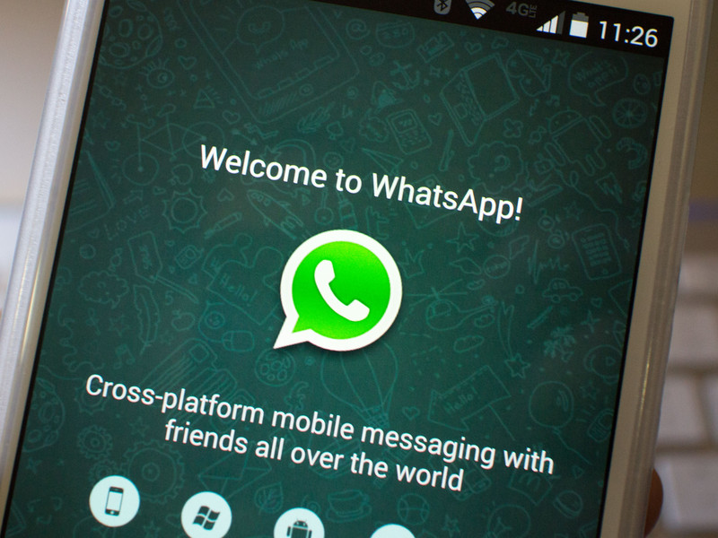whatsapp welcome moto x hero