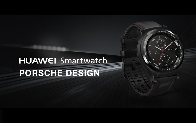 huawei smartwatch 2 porsche