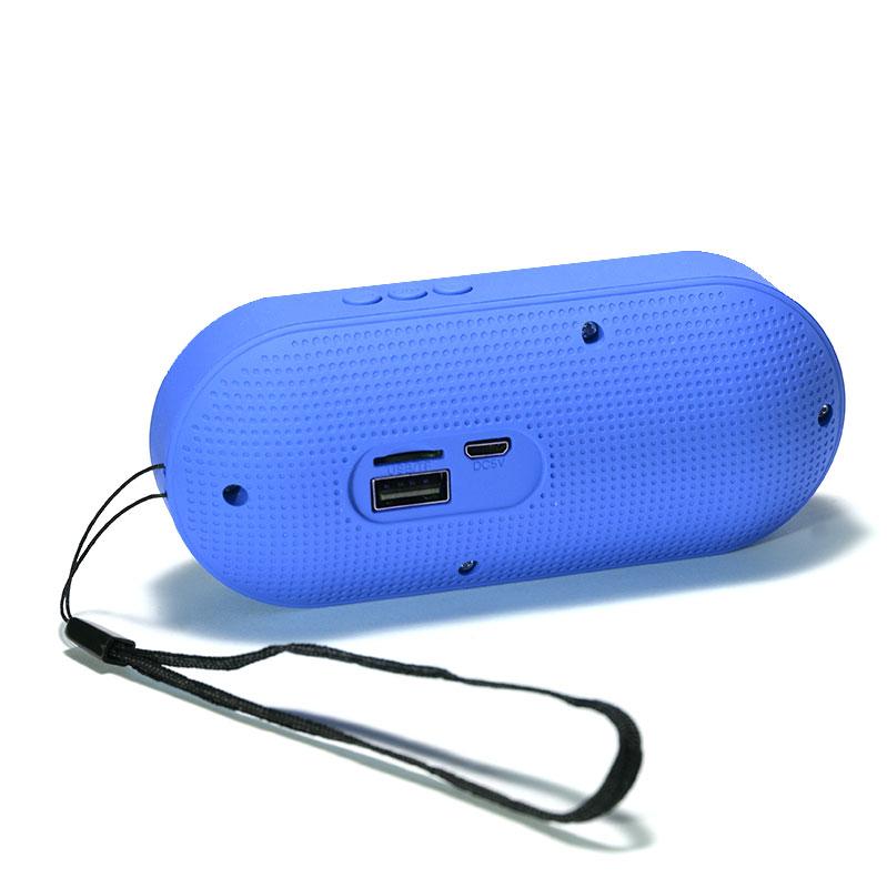 Bluetooth zvucnik BTS07/MB mini plavi