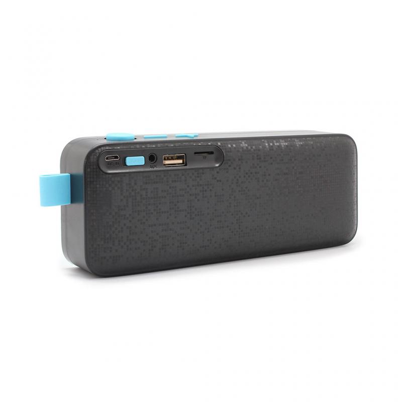 Bluetooth zvucnik BTS08/SL plavi