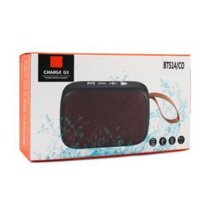 Bluetooth zvucnik BTS14/CO crni