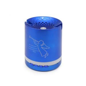 Bluetooth zvucnik BTS16/CO plavi