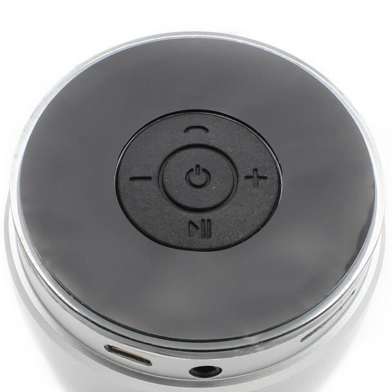 Bluetooth zvucnik EVA A118 srebrni
