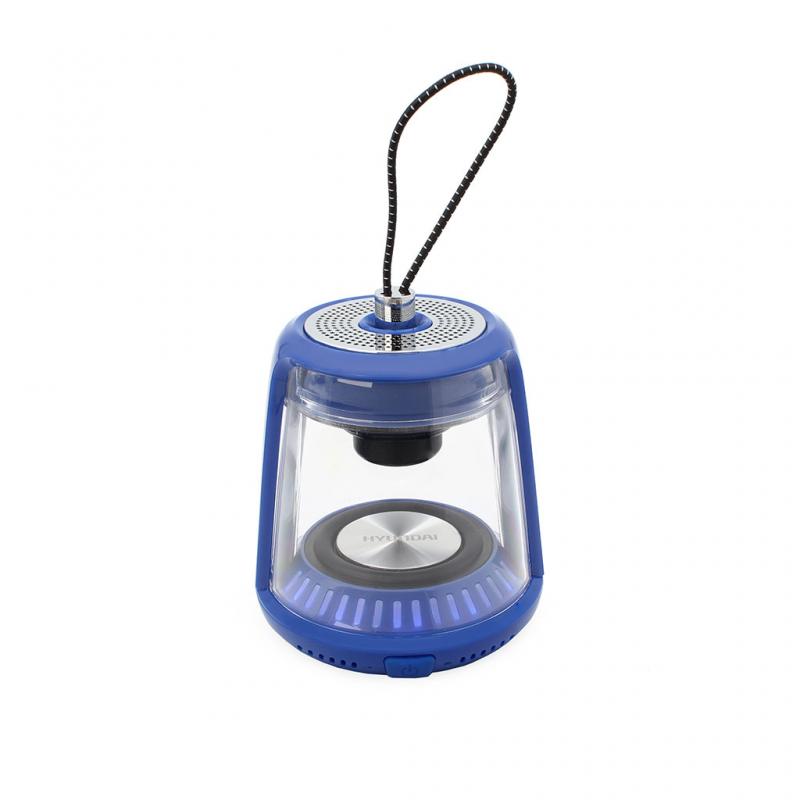 Bluetooth zvucnik HY105 plavi