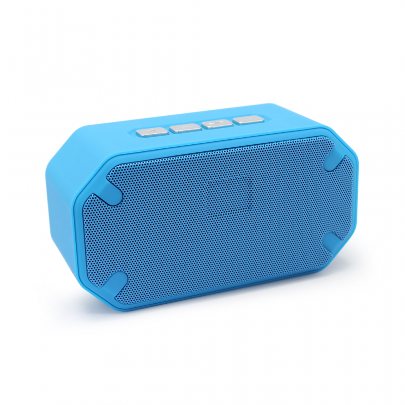 Bluetooth zvucnik mini E6+ plavi