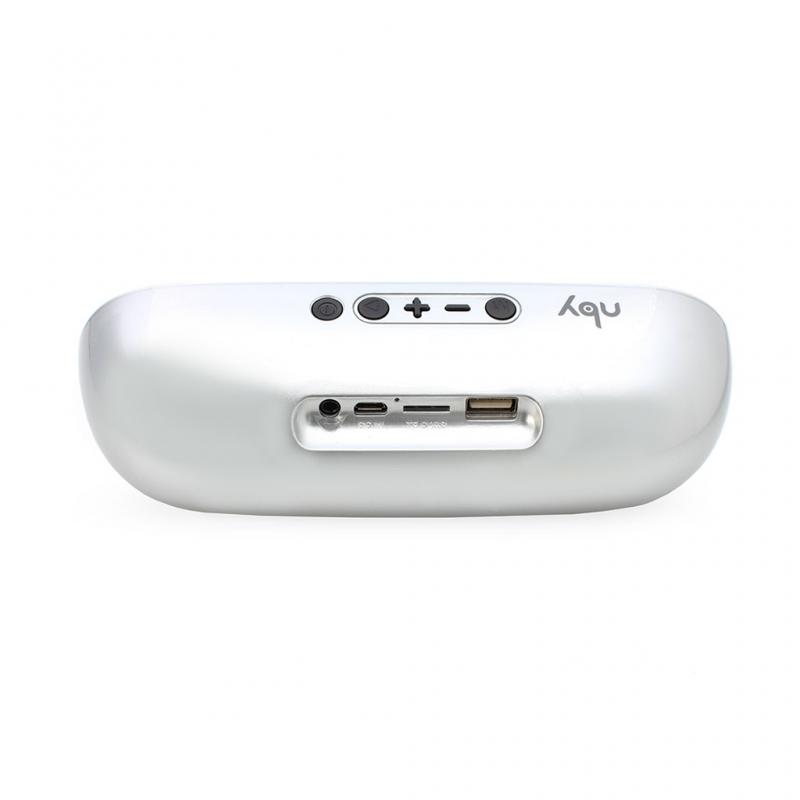 Bluetooth zvucnik NBY4070 srebrni