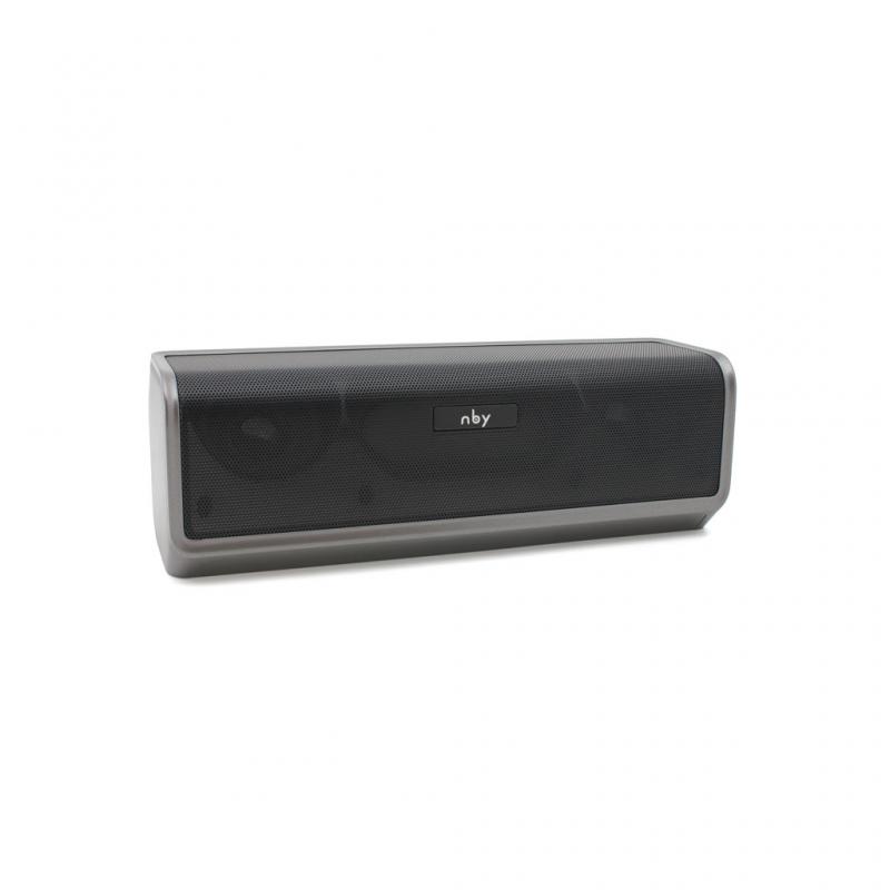 Bluetooth zvucnik NBY6690 sivi