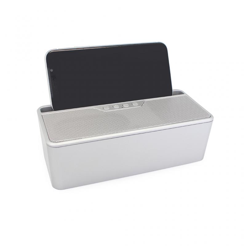 Bluetooth zvucnik selfie IYIGLE E811 srebrni