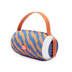 Bluetooth zvucnik TG112 narandzasto-plavi