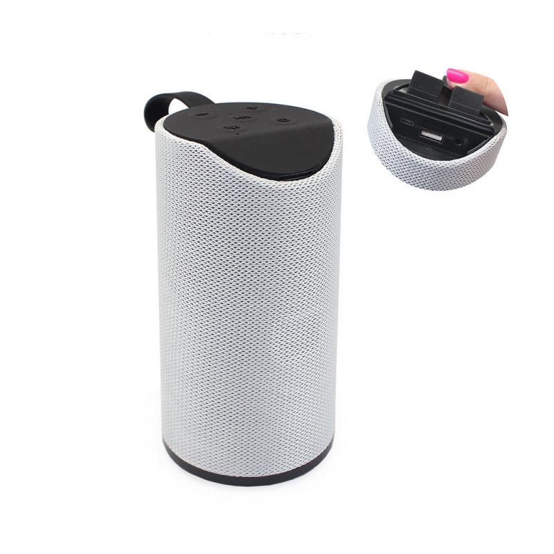Bluetooth zvucnik TG113 sivi