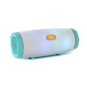 Bluetooth zvucnik TG165 C svetlo plavi