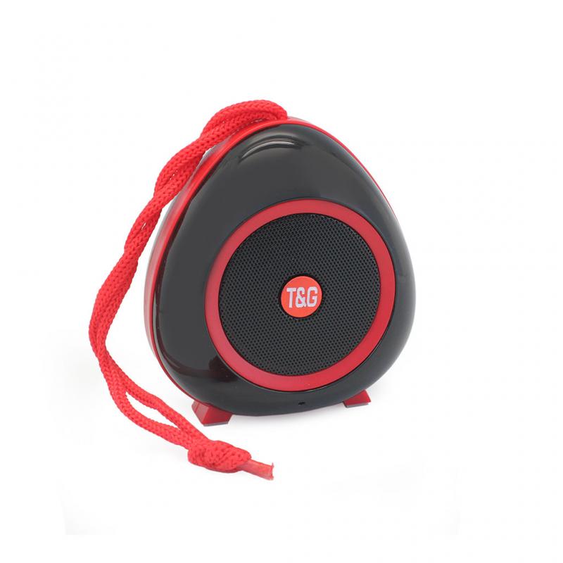 Bluetooth zvucnik TG514 crveni