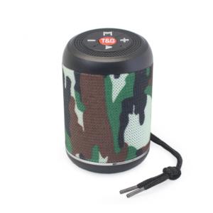 Bluetooth zvucnik TG517 army