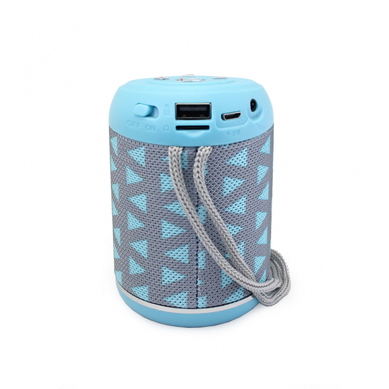 Bluetooth zvucnik TG517 svetlo plavi
