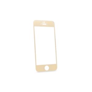 Crystal REMAX za iPhone 5/5C zlatna