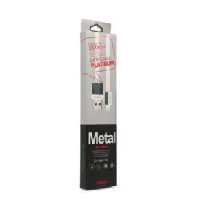 Data kabl REMAX Platinum RC-044i za iPhone lightning 1m beli