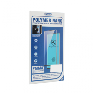 Folija Polymer Nano za Huawei P30 Pro crna