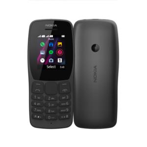 "Mobilni telefon Nokia 110 2019 1.77"" DS 4MB/4MB crni"