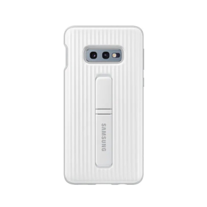 Samsung Maska flip za Galaxy S10 Lite bela (EF-RG970-CWE)