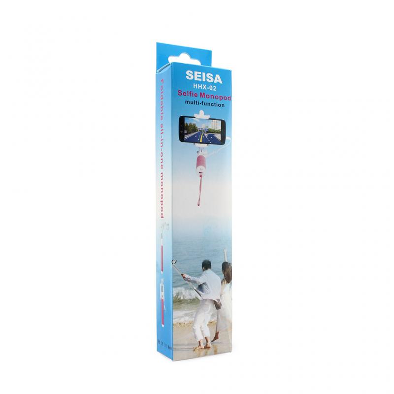 Selfie stick Mini2Monopod 0.5m kabl 3.5mm crni