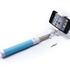 Selfie stick Z07-5 kabl 3.5mm plavi