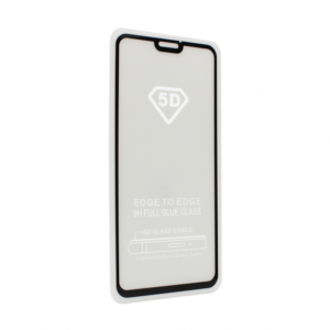 Zaštitno staklo 2.5D full glue za Huawei Honor 8X crni