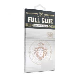 Tempered glass 2.5D full glue za iPhone 7/8 crni