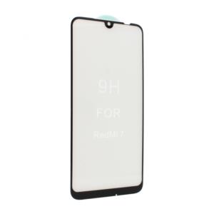 Zaštitno staklo 5D za Xiaomi Redmi 7 crni