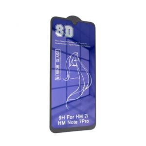 Zaštitno staklo Mirror 8D 9H Xiaomi Redmi 7 plava