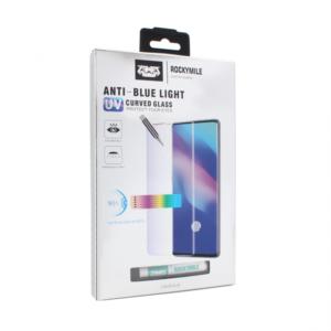 Zaštitno staklo Rockymile UV Anti Blue Full Glue + Lampa za Samsung G960 S9