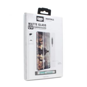 Zaštitno staklo Rockymile UV Matte Full Glue + Lampa za Samsung G960 S9