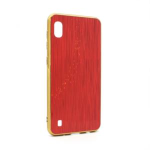 Maska 3D Crystal za Samsung A105F Galaxy A10 crvena