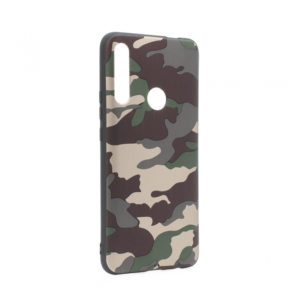 Maska Army za Huawei P smart Z/Y9 Prime 2019/Honor 9X (EU) zelena