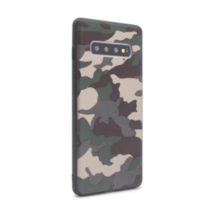Maska Army za Samsung G975 S10 Plus zelena