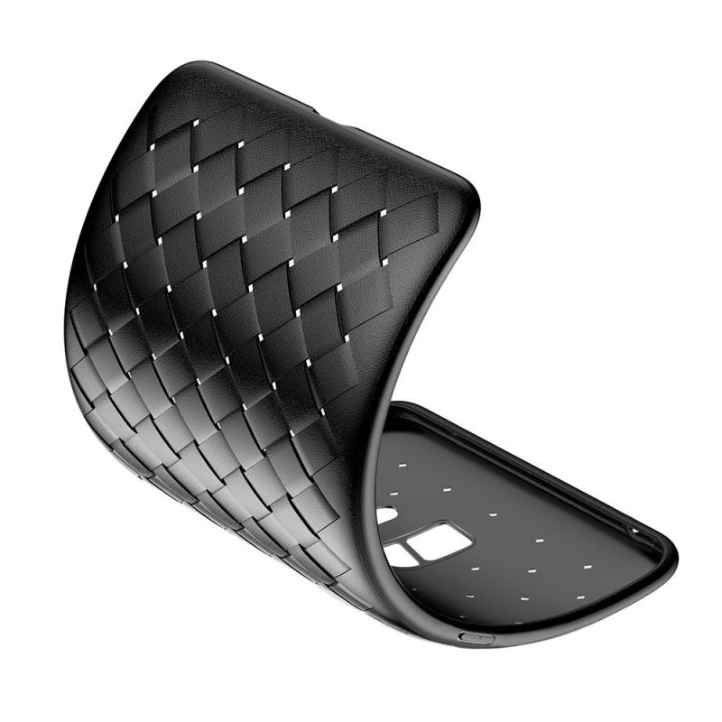 Maska Baseus BV Weaving za Samsung G960 S9 crna