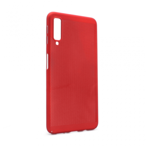 Maska Breathe mat za Samsung A750FN Galaxy A7 2018 crvena