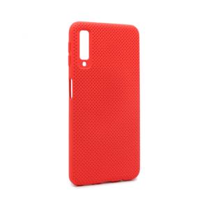 Maska Buzzer Net za Samsung A750FN Galaxy A7 2018 crvena