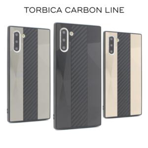 Maska Carbon Line za Huawei P30 Pro crna