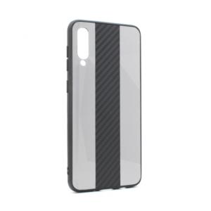 Maska Carbon Line za Samsung A505F Galaxy A50 siva