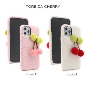 Maska Cherry za iPhone XR type 1