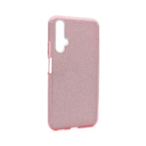 Maska Crystal Dust za Huawei Honor 20/Nova 5T roze