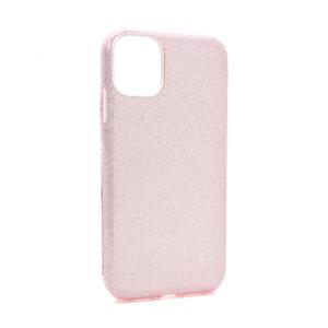 Maska Crystal Dust za iPhone 11 6.1 roze