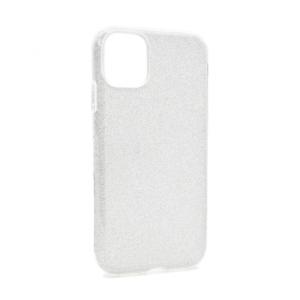 Maska Crystal Dust za iPhone 11 6.1 srebrna