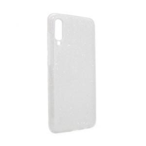 Maska Crystal Dust za Samsung A705F Galaxy A70 srebrna