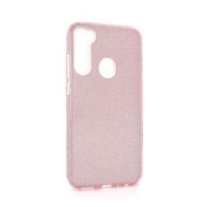 Maska Crystal Dust za Xiaomi Redmi Note 8 roze